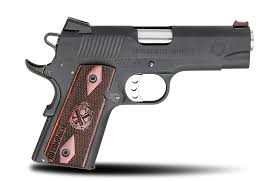 SPRINGFIELD ARMORY Pistol 1911 9MM LW COMPACT R.O. MODEL