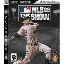 SONY Sony PlayStation 3 MLB 09 THE SHOW