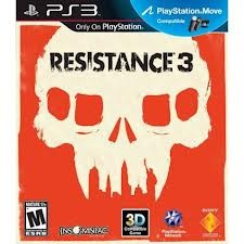 SONY PlayStation 3 Game RESISTANCE 3