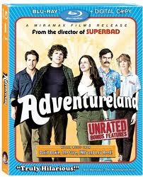 BLU-RAY MOVIE Blu-Ray ADVENTURELAND