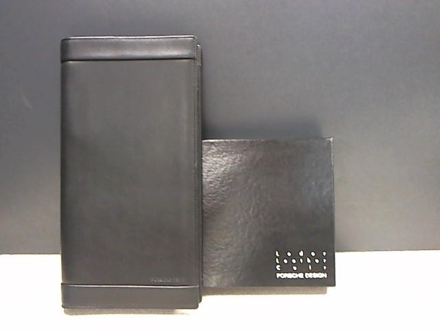 PORSCHE SIGNATURE LEATHER CARD HOLDER