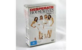 DVD BOX SET DVD DESPERATE HOUSEWIVES SEASON 1