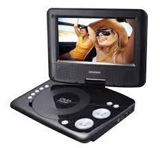 SYLVANIA Portable DVD Player SDVD7073