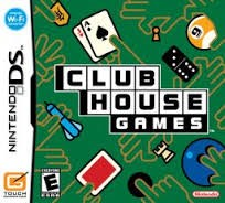 NINTENDO Nintendo DS Game CLUBHOUSE GAMES