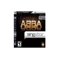 SONY Sony PlayStation 3 SINGSTAR ABBA
