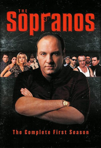 DVD BOX SET DVD SOPRANOS SEASON 1