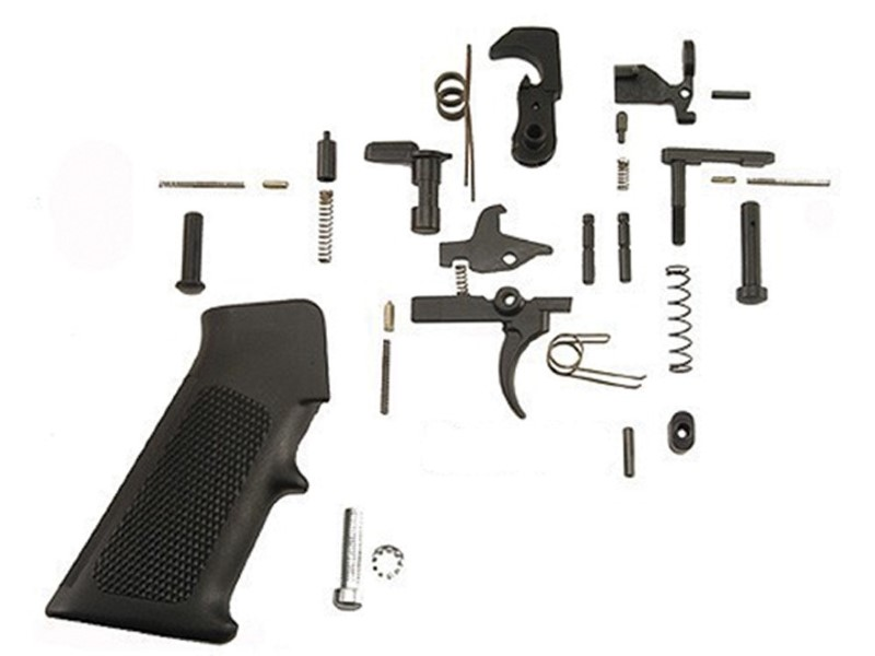 DPMS PANTHER ARMS Firearm Parts .308 LOWER RECEIVER PARTS KIT
