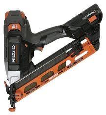 RIDGID TOOLS Nailer/Stapler R250AF18