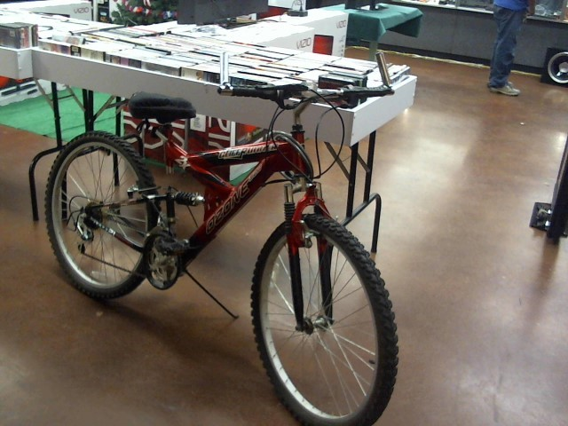CLIFFRUNNER Mountain Bicycle OZONE 500