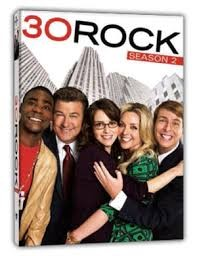 DVD BOX SET DVD 30 ROCK SEASON 2