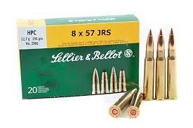 SELLIER & BELLOT Ammunition 8 X 57 JRS