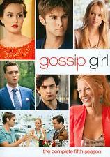 DVD BOX SET DVD GOSSIP GIRL SEASON 5