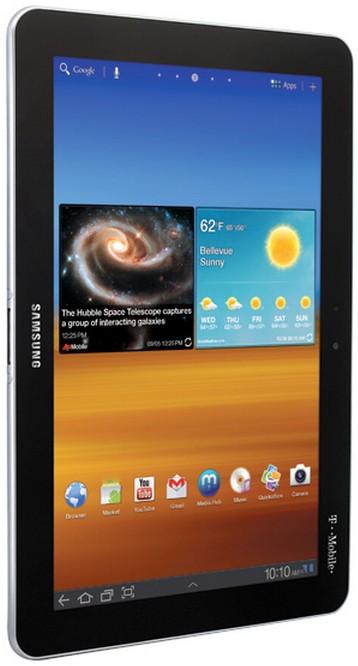 SAMSUNG Tablet GALAXY SGH-T859