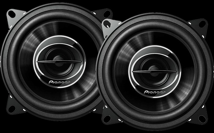 PIONEER ELECTRONICS Car Speakers/Speaker System TS-G1045R