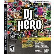SONY Sony PlayStation 3 Game DJ HERO PS3