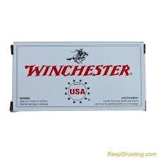 WINCHESTER Ammunition 9MM LUGER AMMO