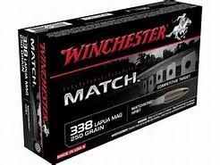 WINCHESTER Ammunition S338LM