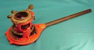 RIDGID Hand Tool 65-R PIPE THREADER