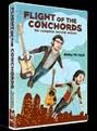 DVD BOX SET DVD FLIGHT OF THE CONCHORDS SEASON 2