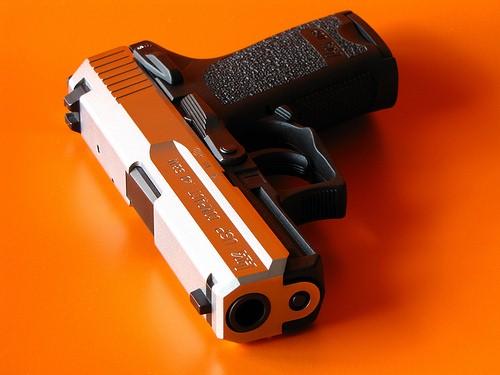 HECKLER & KOCH Pistol USP 40 COMPACT