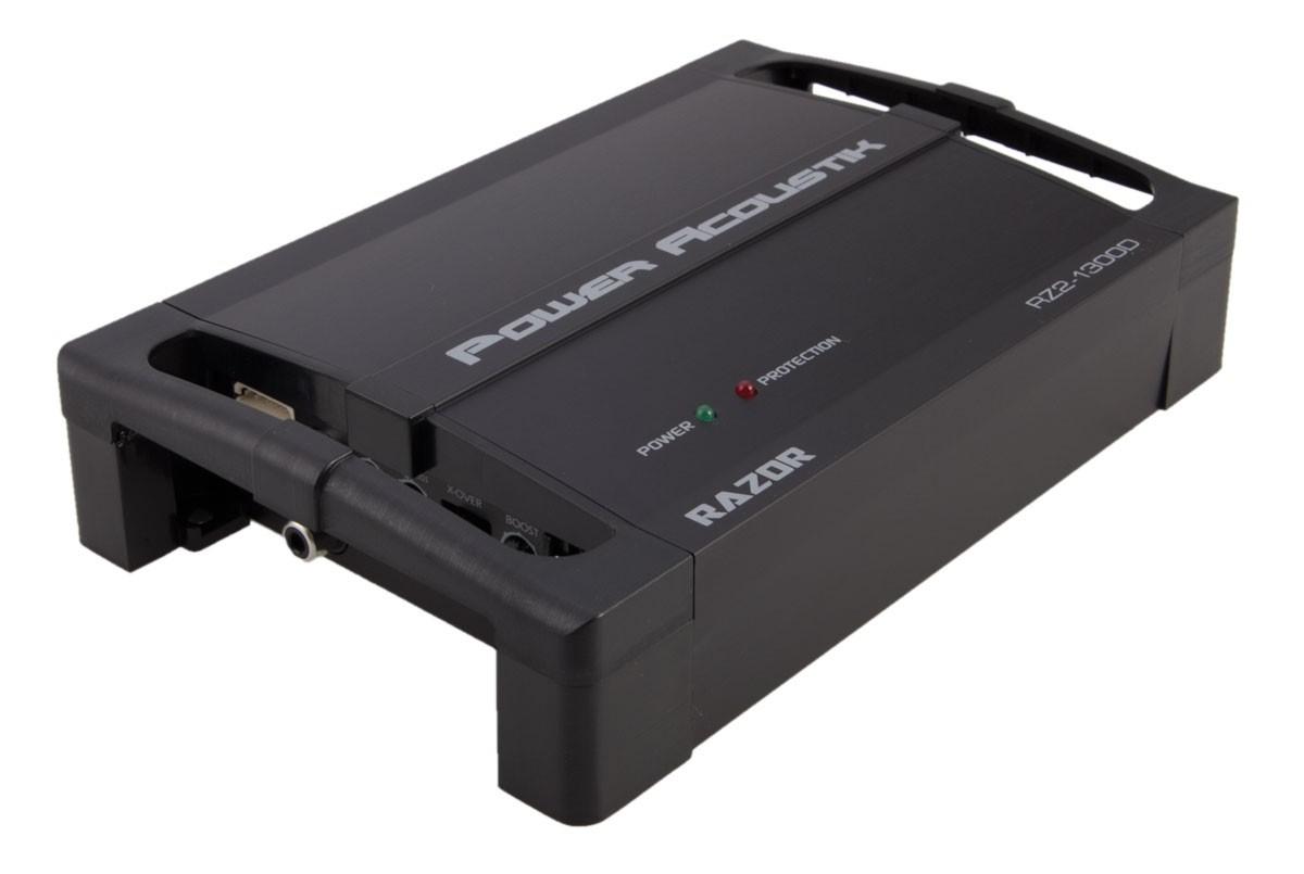 POWER ACOUSTIK Car Amplifier RZ2-1300D