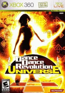 MICROSOFT Microsoft XBOX 360 DANCE DANCE REVOLUTION UNIVERSE