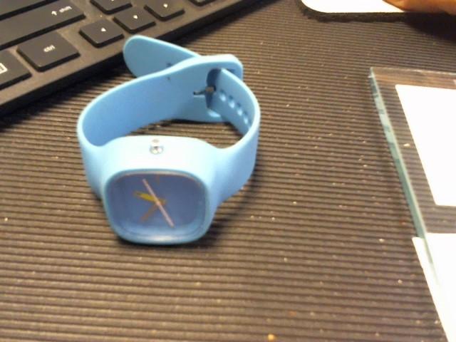 ALESSI Gent's Wristwatch KARIM RASHID