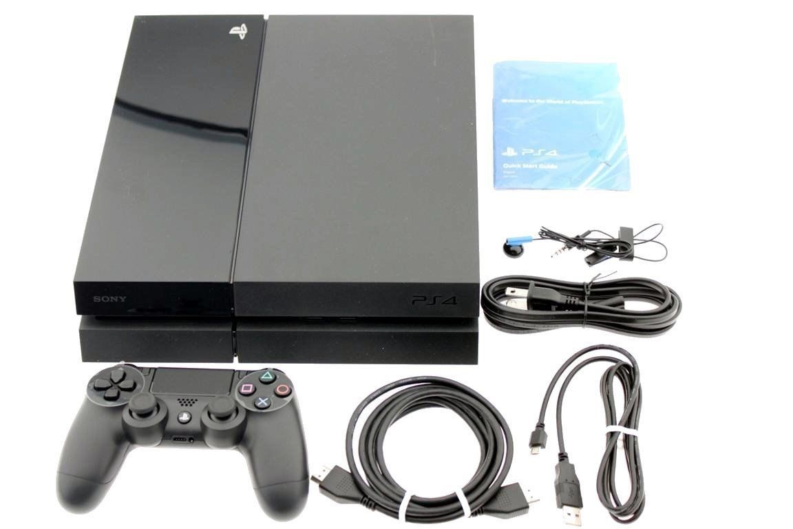 SONY PlayStation 4 PLAYSTATION 4 - SYSTEM - CUH-1115A - 500GB