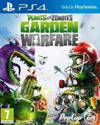 SONY Sony PlayStation 4 Game PLANTS VS ZOMBIES GARDEN WARFARE PS4