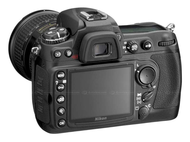 NIKON D300 WITH ACCESSORIES