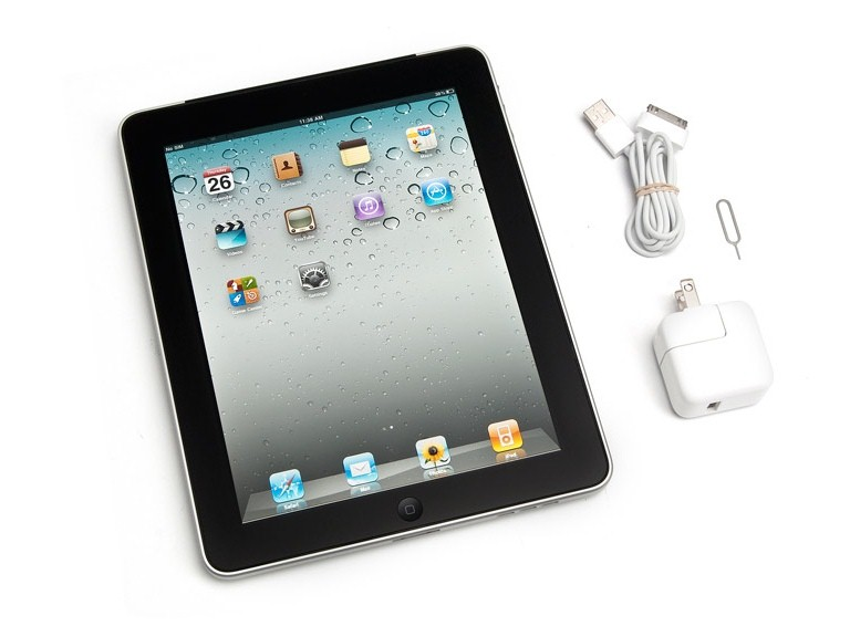 APPLE Tablet IPAD FC497LL/A 64GB WITH WI-FI & 3G (GEN 1)