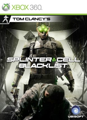 MICROSOFT Microsoft XBOX 360 Game SPLINTER CELL BLACKLIST