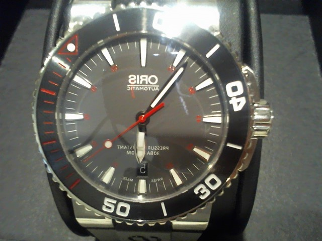 ORIS Gent's Wristwatch 0173376534183