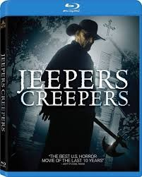BLU-RAY MOVIE Blu-Ray JEEPERS CREEPERS