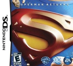 NINTENDO Nintendo DS SUPERMAN RETURNS