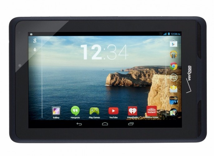 VERIZON Tablet ELLIPSIS QMV7B