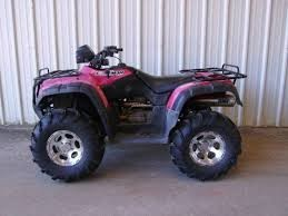 HONDA ATV 2004 RUBICON