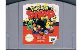 NINTENDO Nintendo 64 Game 64 POKEMON SNAP
