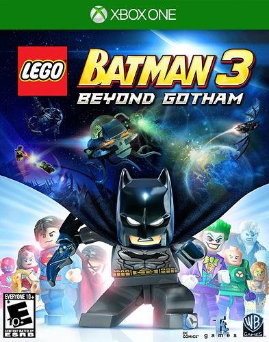 MICROSOFT Microsoft XBOX One Game BATMAN 3 BEYOND GOTHAM