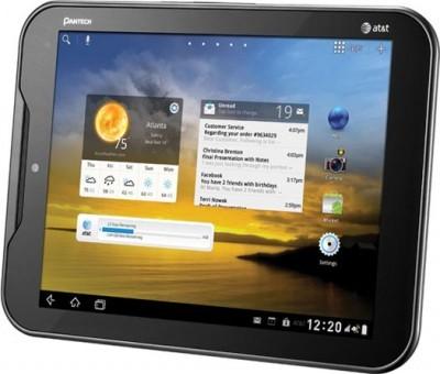 PANTECH Tablet P4100