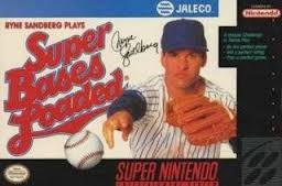 NINTENDO Nintendo SNES Game SUPER BASES LOADED