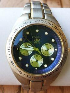 FOSSIL Gent's Wristwatch BQ-9067