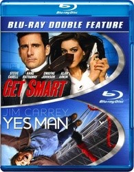 BLU-RAY MOVIE GET SMART / YES MAN