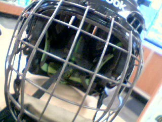 REEBOK Skiing/Hockey Helmet HOCKEY HELMET