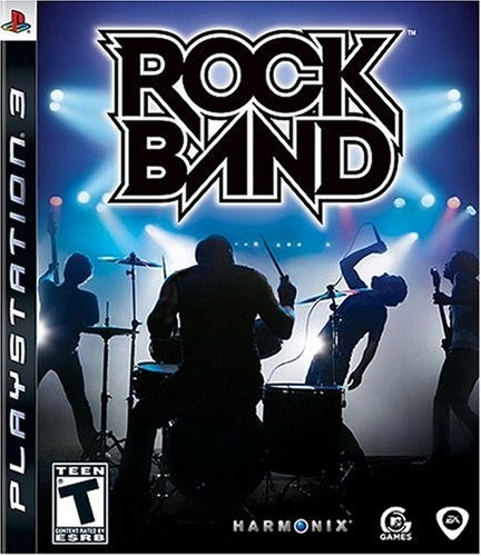 SONY Sony PlayStation 3 Game ROCKBAND PS3