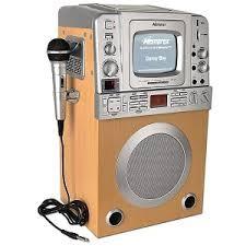 MEMOREX Karaoke Machine MKS8590