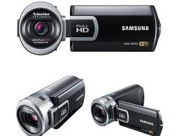 SAMSUNG Camcorder HMX-QF20