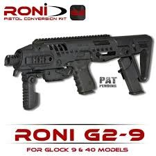 RONI Accessories GLOCK PISTOL CONVERSION