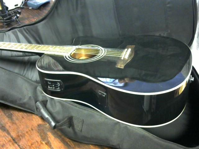 IBANEZ Electric-Acoustic Guitar V70CE-BK-3R-02