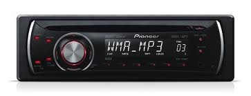 PIONEER ELECTRONICS Car Audio DEH-1100MP